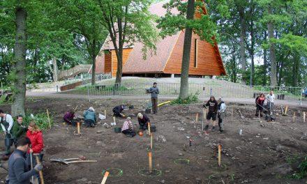 Bronsring hittad vid Kata gård