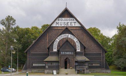 Nu stänger Biologiska museet