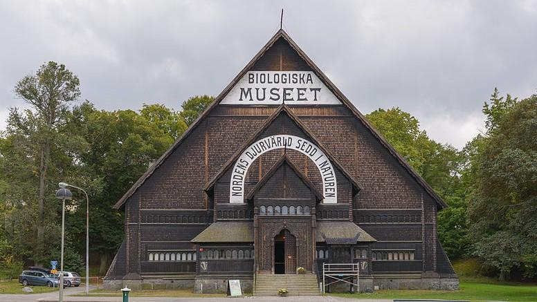 Biologiska museet. Foto: Arild Vågen/Wikimedia Commons CC-BY-SA-3.0