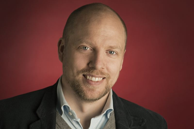 Stefan Lundblad. Foto: Anneli Karlsson