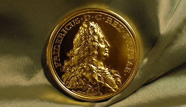 Jernkontorets guldmedaljörer sedan 1700-talet på nätet