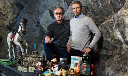 Nytt leksaksmuseum i Stockholm