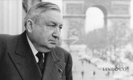 När Sveriges generalkonsul räddade Paris