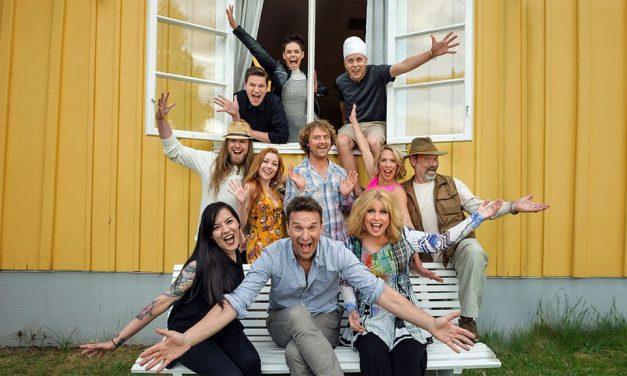 Sjunde säsongen av Allt för Sverige startar på söndag