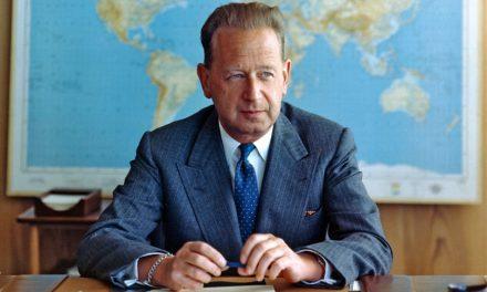 Dag Hammarskjölds samling nytt världsminne
