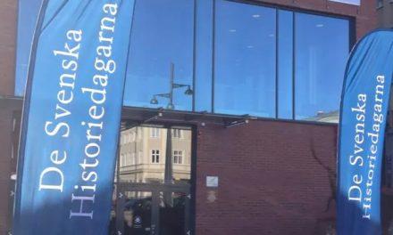 De svenska historiedagarna startar i Borås