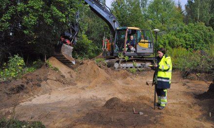 Hällristarnas hem grävs ut