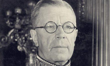 Gustaf VI Adolf – regenten som räddade monarkin