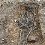 Medeltida skelett berättar Lunds historia