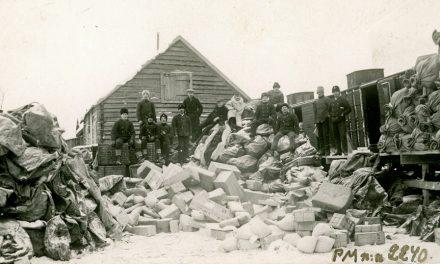 Transit 1914–1918