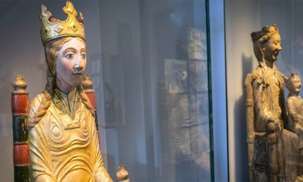 Viklau-madonnans tusenåriga hemlighet