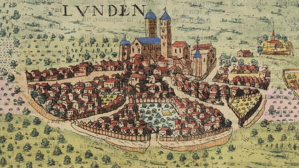 En stund i Lund – staden från 1500-talet till i dag