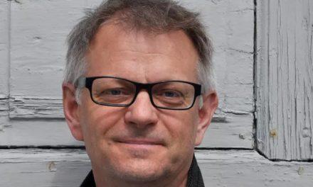 Arkeologen Göran Tagesson får Cnattingiuspriset 2017