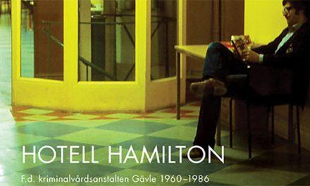 Fängelset Hotell Hamilton i Gävle