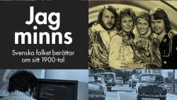 Svenska folket berättar om sitt 1900-tal