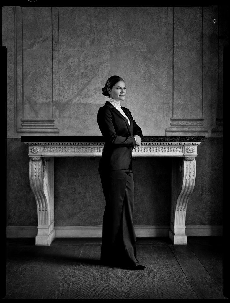 H.K.H Kronprinsessan Victoria, 2017. Foto: Thron Ullberg