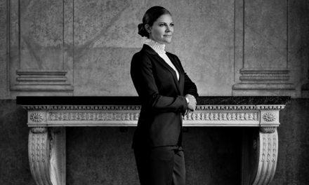 Porträtt på kronprinsessan till Gripsholms slott