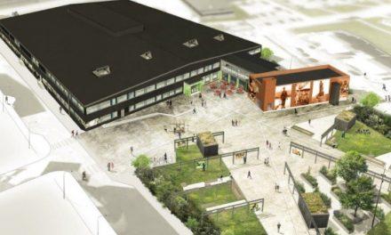 Sörmlands museum bygger nytt museihus