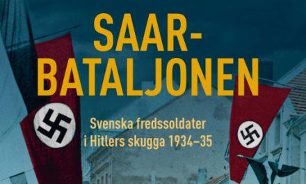 Svenska fredssoldater i Hitlers skugga 1934–1935