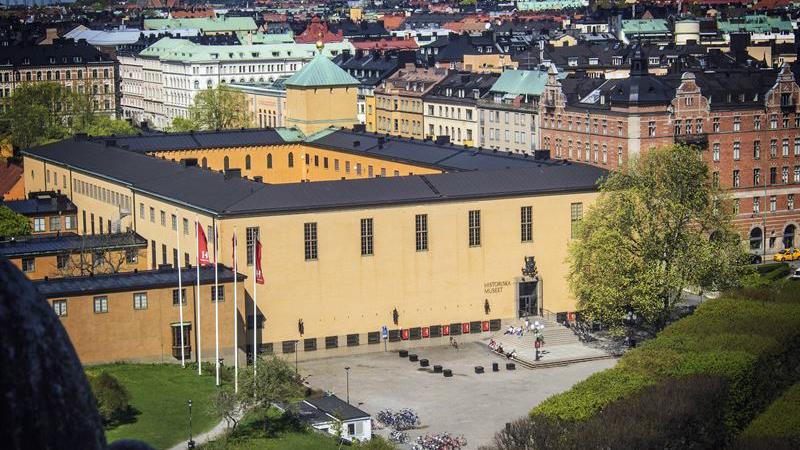 Historiska museet. Foto: Statens historiska museer
