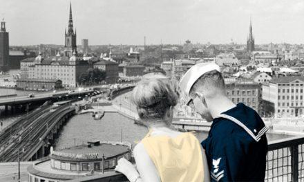 Stockholm – då och nu