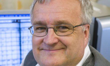 Ted Rosvall får kunglig medalj