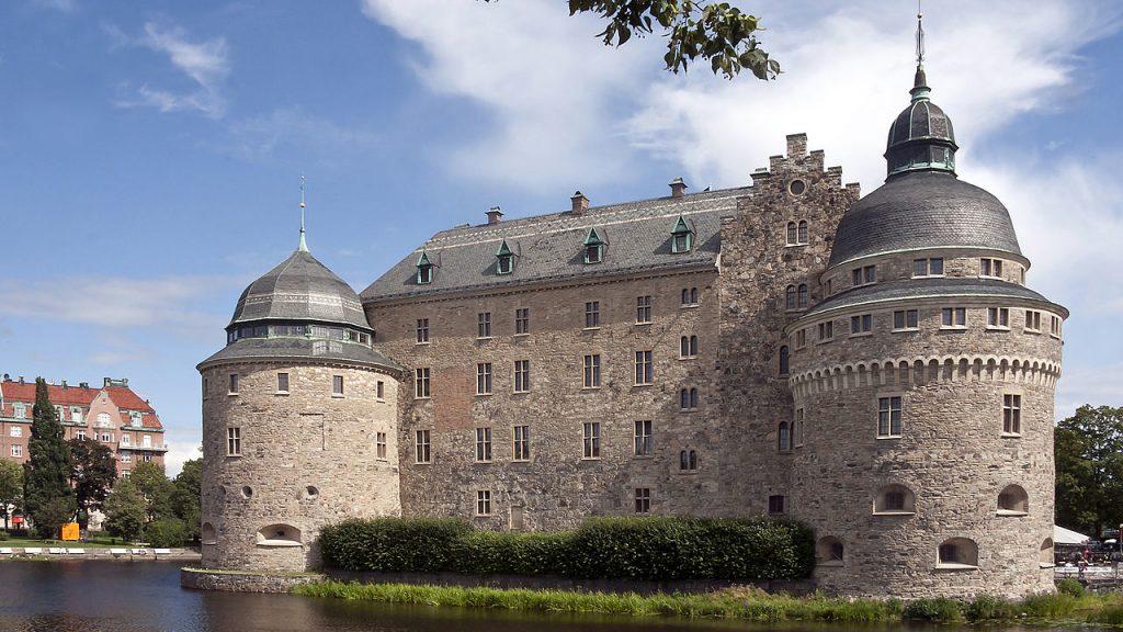 Örebro slott. Foto: David Castor (Wikimedia Commons CC0)
