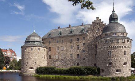 Örebro slott ett av Europas vackraste