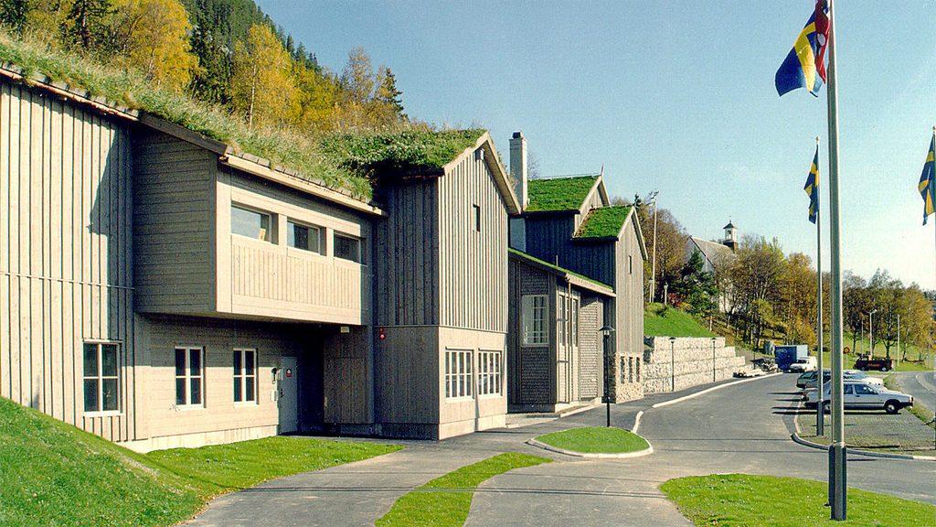 Härjedalens Fjällmuseum. Foto: Roger Staffansson (Wikimedia Commons CC-BY-SA-4.0)