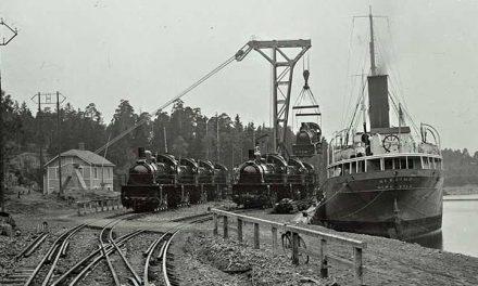 Järnvägsmuseet flyttas över till Statens maritima museer