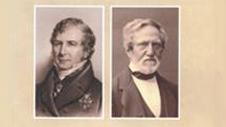 Hans Järtas och Bror Emil Hildebrands brevväxling 1834–1847