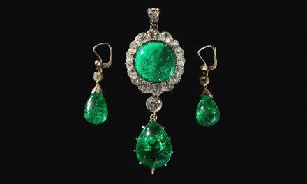 Juvelarian – historien om Christina Nilssons smaragder
