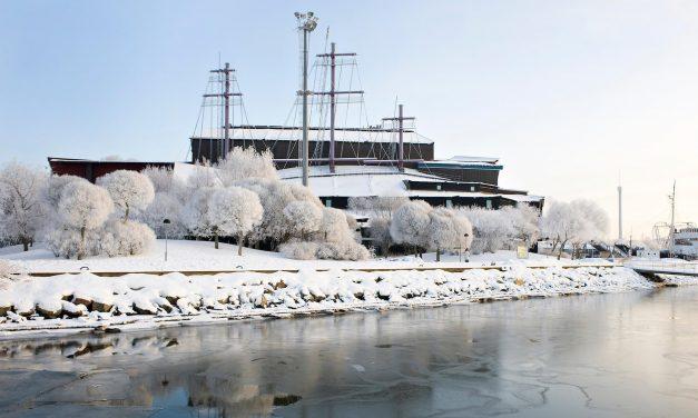 Vasamuseet blev störst i Sverige