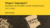 Svensk socialistisk press 1917–1924