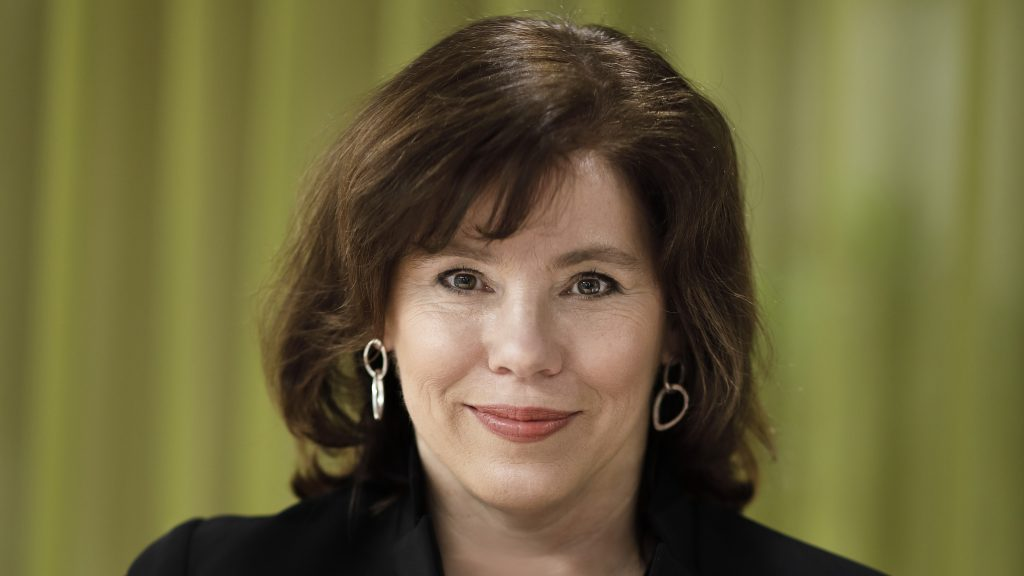 Ingrid Eiken Holmgren, generaldirektör för Statens fastighetsverk. Foto: Jeanette Hägglund