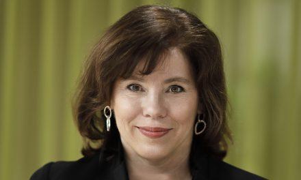 Ingrid Eiken Holmgren tar över Statens fastighetsverk