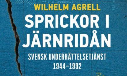 Svensk underrättelsetjänst 1944–1992
