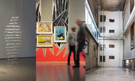 Tre tävlar om att bli årets museum