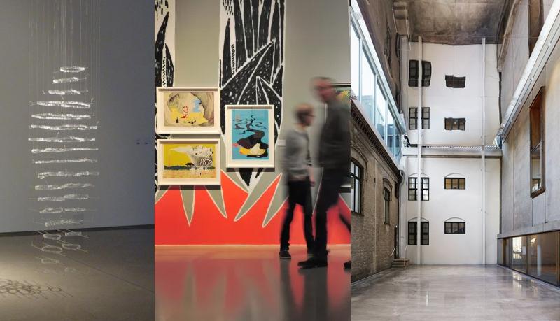 Sehatlou/Göteborgs konstmuseum, Peo Olsson/Skissernas museum