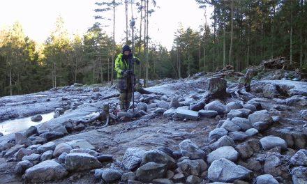2 000 år gamla ben – bonus vid vägbygge på Orust