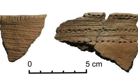 Kvinnliga keramiker spred ny teknik för 5000 år sedan