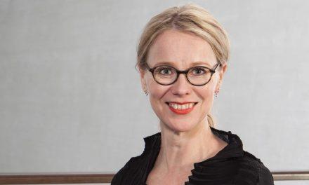 Susanna Pettersson ny chef för Nationalmuseum