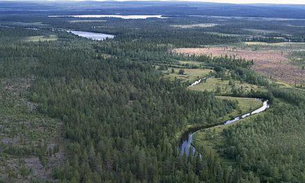 Järnframställning i Norrbotten för 2 500 år sedan