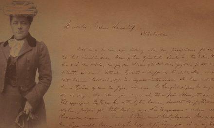 Efterlyses: Selma Lagerlöfs brev till allmänheten
