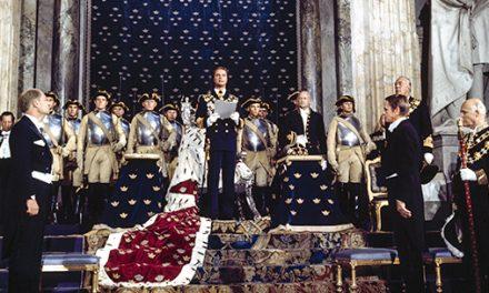 Carl XVI Gustaf har suttit rekordlänge på tronen
