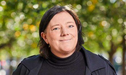 Catarina Karlsson leder Svenska Industriminnesföreningen