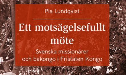 Svenska missionärer i Fristaten Kongo