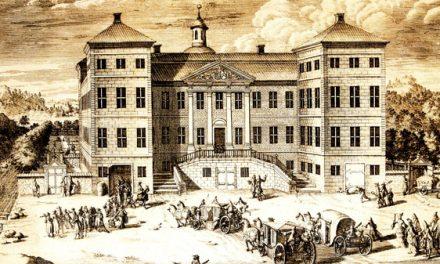 Familjen De Geers boksamling på Finspångs slott