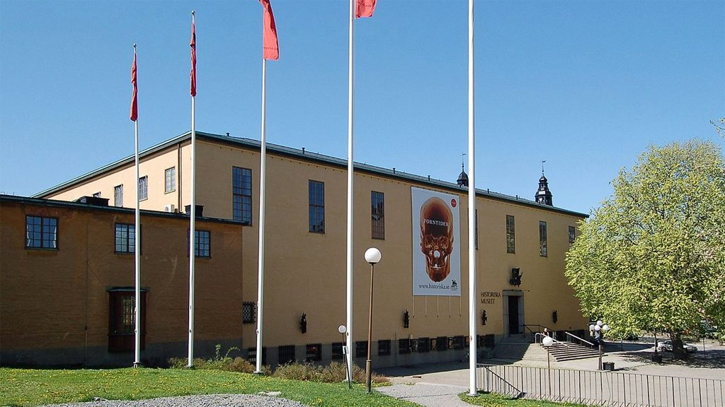 Historiska museet. Foto: FriskoKry (Wikimedia Commons CC BY-SA 3.0)