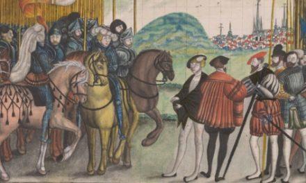Krig, stat och samhälle i Sverige 1450–1550